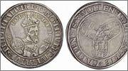 Tálero sin fecha a nombre de Carlos V (1538 - 1542) de Deventer, Kampen y Zwolle 358880