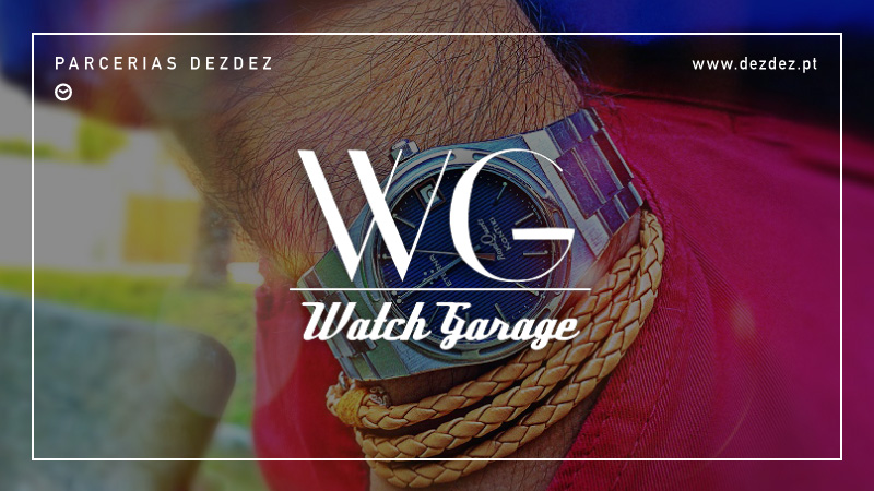 Parceria Watch Garage DDx_WG_2016