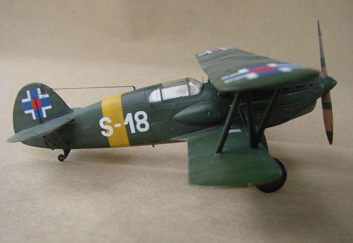 Avia B-534 serieIV., KP i RSmodels, 1/72 DSC00170