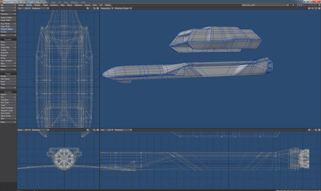 Emilon Provident-Class 3D CGI Model 14697132_10210815764448159_451951293_o