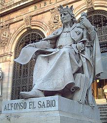 Alfonso X. La 2ª guerra de Granada 220px_Alfonso_X_el_Sabio_Jos_Alcoverro_02