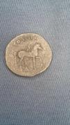 Denario de Domiciano. COS IIII. Pegaso a dcha. Ceca Roma. Image