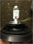 ampoule - Test et pose de l'ampoule LED BI H4 ventilée (code et phare) TecnoGlobe IMG_7891