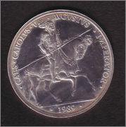 Repeticiones - 1000 Pesetas 1940 (Dedicadas a Carlos I - Serie Repeticiones 4) Ecu1