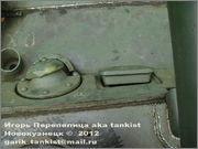 Советский тяжелый танк КВ-1, завод № 371,  1943 год,  поселок Ропша, Ленинградская область. 1_111