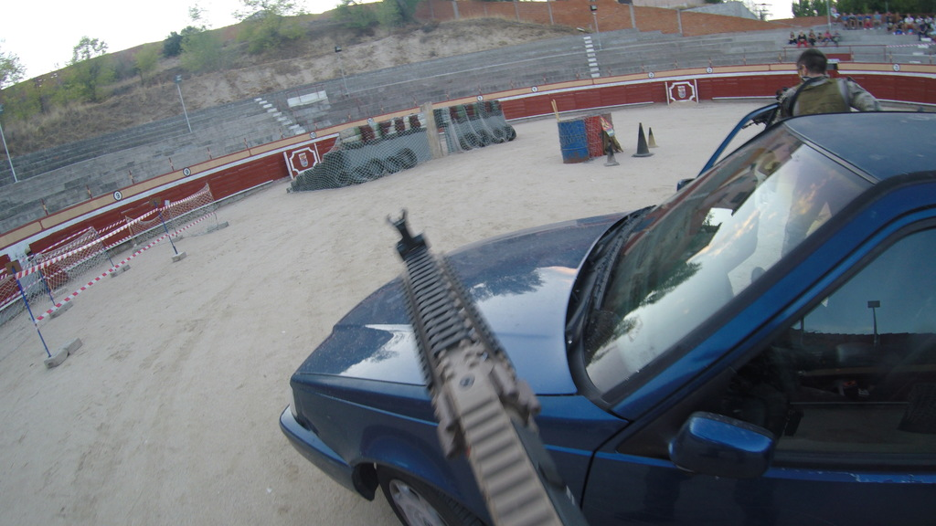 Fotos + Video Exhibición Airsoft en Toledo G0020822