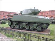 """Американский средний танк М4А2 """"Sherman"""",  Музей артиллерии, инженерных войск и войск связи, Санкт-Петербург. Sherman_M4_A2_023"""