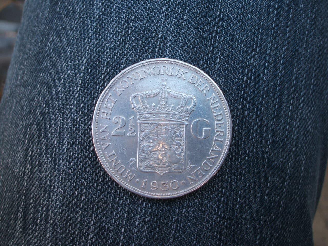 2 1/2 Gulden. Holanda. 1930  002