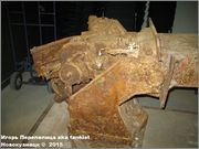 Пушка Kanone 37 немецкого среднего бронетранспортера SdKfz 251/9, Oorlogsmuseum, Overloon, Netherland  Kanone_37_Overloon_008