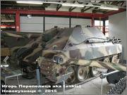 """Немецкая тяжелая САУ  """"JagdPanther""""  Ausf G, SdKfz 173, Deutsches Panzermuseum, Munster Jagdpanther_Munster_126"""