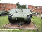 """Американский средний танк М4А2 """"Sherman"""",  Музей артиллерии, инженерных войск и войск связи, Санкт-Петербург. Sherman_M4_A2_003"""