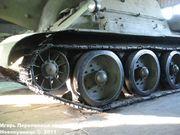 Советская 122 мм средняя САУ СУ-122,  Танковый музей, Кубинка 122_2011_019