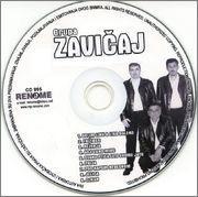 Grupa Zavicaj -Kolekcija Zavicaj_Cd