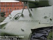 """Американский средний танк М4А2 """"Sherman"""",  Музей артиллерии, инженерных войск и войск связи, Санкт-Петербург. Sherman_M4_A2_012"""