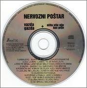 Nervozni postar - Diskografija 2000_z_cd