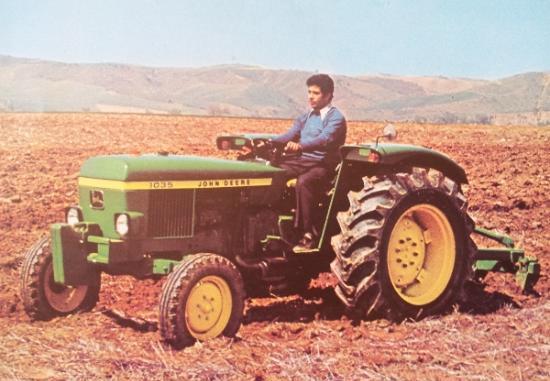 Hilo de tractores antiguos. - Página 2 JD_1035