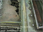 Советский тяжелый танк КВ-1, завод № 371,  1943 год,  поселок Ропша, Ленинградская область. 1_085