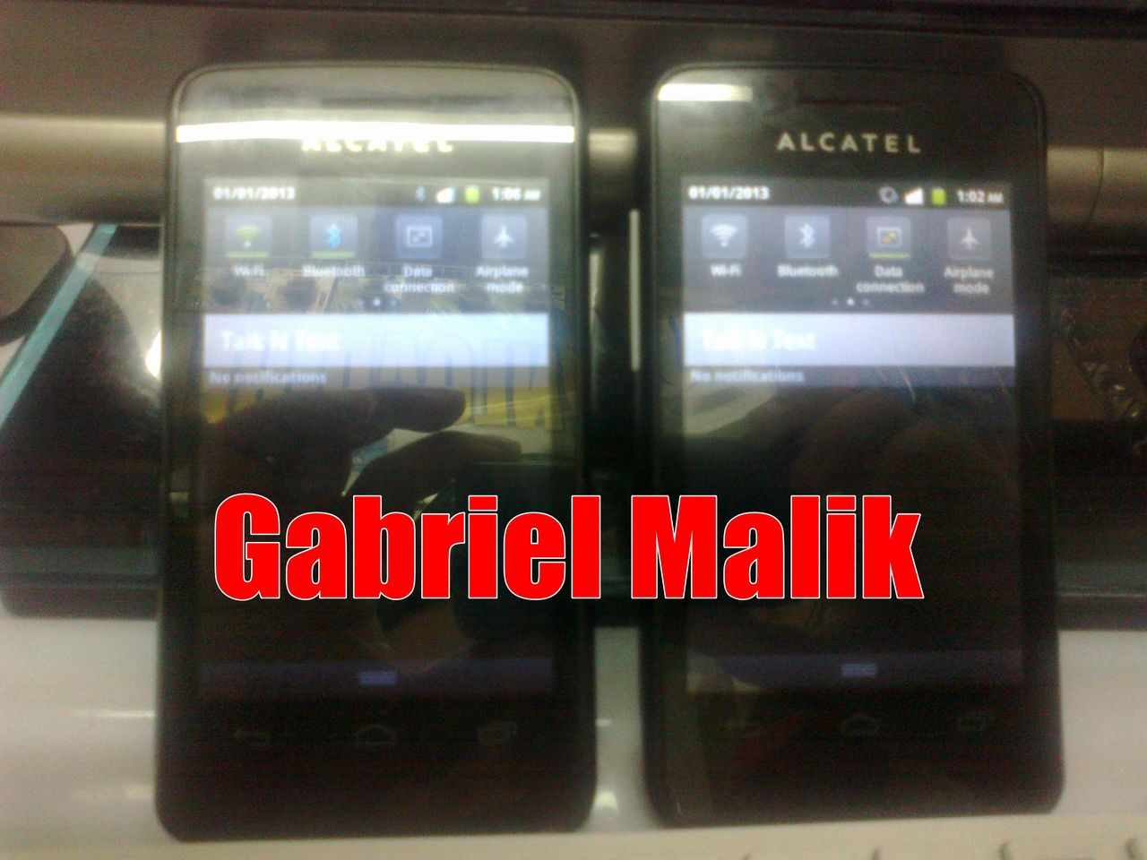 Alcatel OT 4007x Unlock Done Image