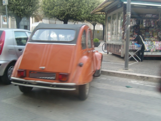 avvistamenti auto storiche SL270386
