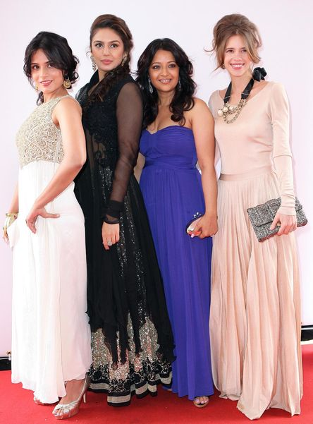 Huma Qureshi Reema Sen and Richa Chadda and dire
