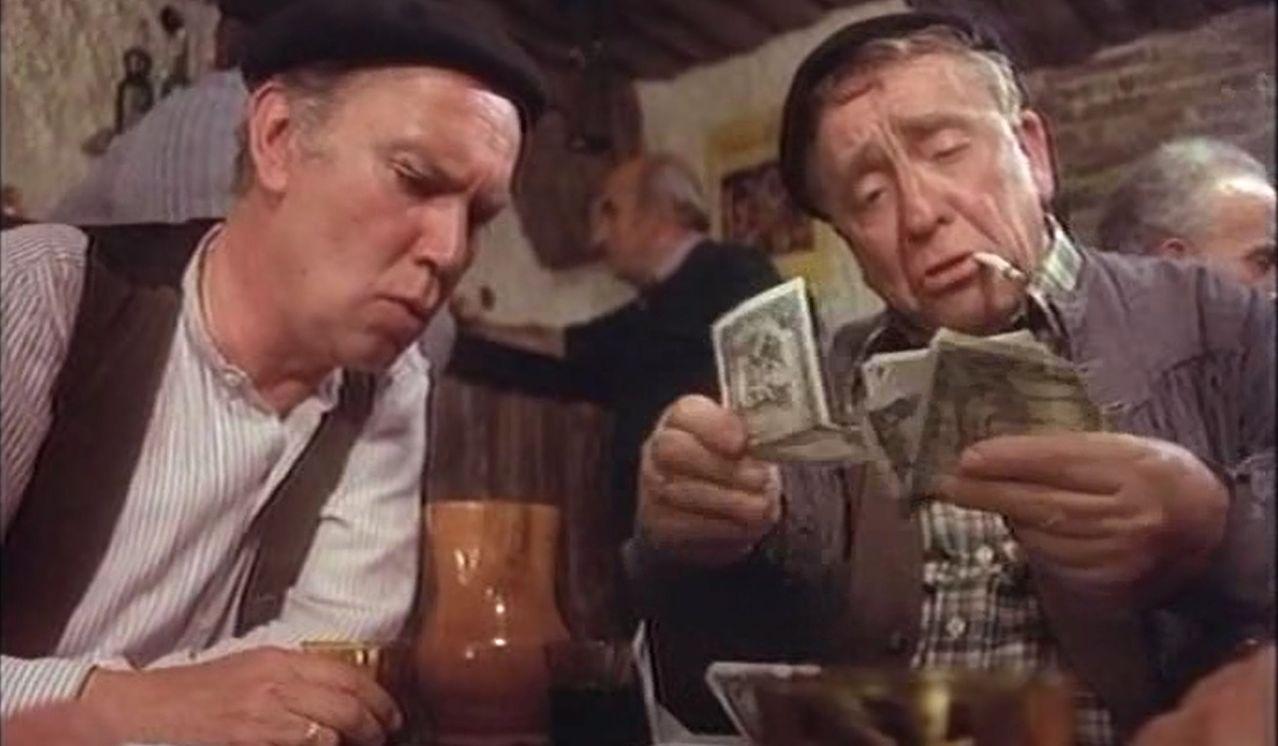 Billetes españoles en películas Vaya_par_de_gemelos