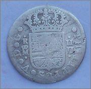 2 reales 1730. Felipe V. Madrid. 102_1194