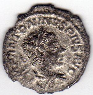 Denario de Heliogabalo. LIBERALITAS AVG III. Roma. Img398