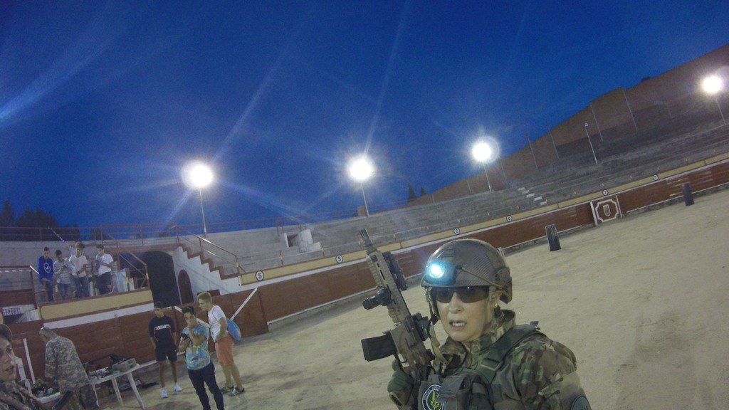 Fotos + Video Exhibición Airsoft en Toledo G0021249