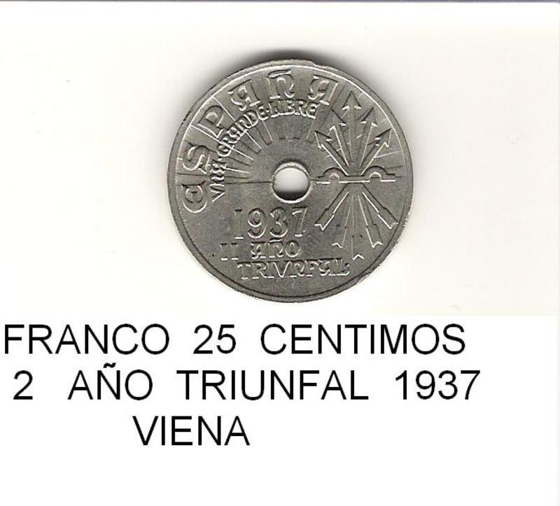 25 Céntimos 1937. Estado Español. Viena. 25_CENTIMOS_3