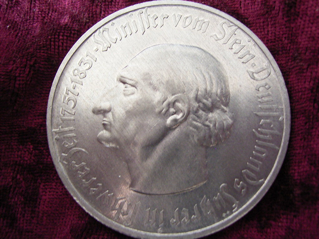 Monedas de emergencia emitidas por el banco regional de Westphalia 1923a