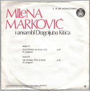Milena Markovic - Diskografija  Milena_Markovic_1977_Zadnja