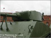 """Американский средний танк М4А2 """"Sherman"""",  Музей артиллерии, инженерных войск и войск связи, Санкт-Петербург. Sherman_M4_A2_014"""