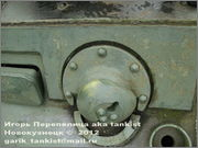 Советский тяжелый танк КВ-1, завод № 371,  1943 год,  поселок Ропша, Ленинградская область. 1_117