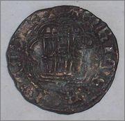 Cuartillo de Enrique IV. (1454-1474). Ávila. 102_0822