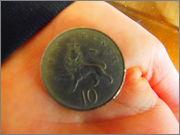 D.G.REG.F.D. 1969 - Elizabeth 2 - Moneda P2290067