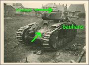 Камуфляж французских танков B1  и B1 bis Char_B_1_bis_159