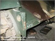 """Немецкая тяжелая САУ  """"JagdPanther""""  Ausf G, SdKfz 173, Deutsches Panzermuseum, Munster Jagdpanther_Munster_123"""