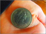 D.G.REG.F.D. 1969 - Elizabeth 2 - Moneda P2290065