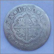 2 reales 1730. Felipe V. Madrid. 102_1191