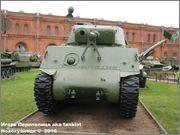 """Американский средний танк М4А2 """"Sherman"""",  Музей артиллерии, инженерных войск и войск связи, Санкт-Петербург. Sherman_M4_A2_008"""