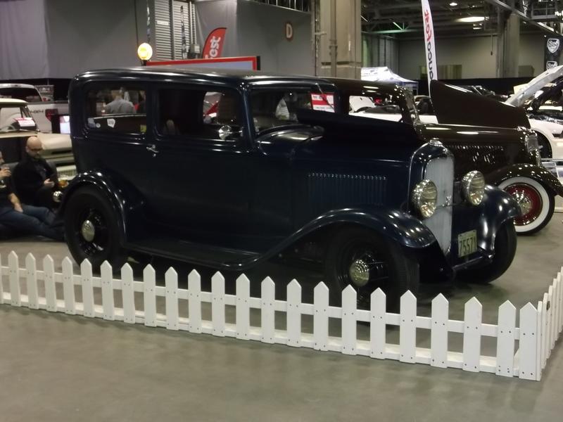 47e SALON AUTO-SPORT de Québec Salon_Qc2016_120