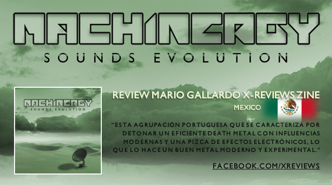 """MACHINERGY """"Sounds Evolution"""" 2014 Review_m_ARIO_g_ALLARDO_x_REVIEWS"""