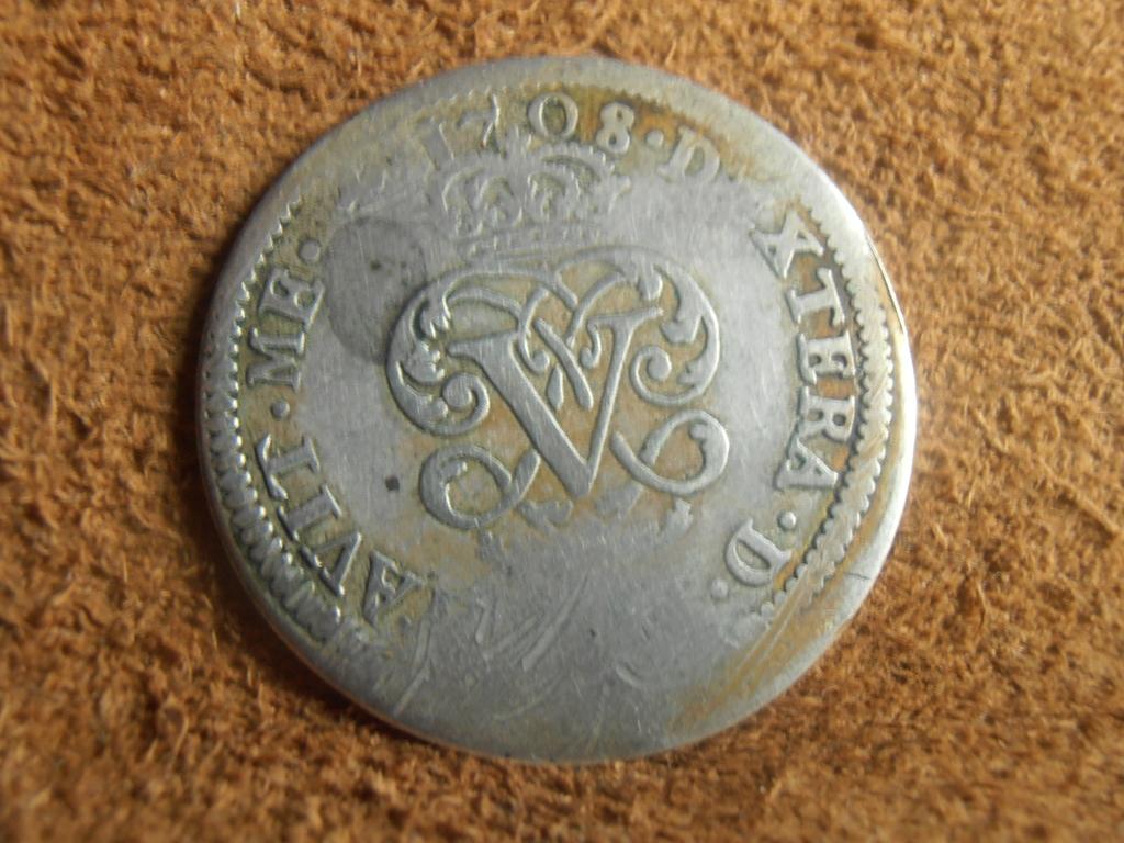 2 Reales Felipe V 1708 P9120011