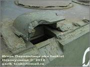 Советский тяжелый танк КВ-1, завод № 371,  1943 год,  поселок Ропша, Ленинградская область. 1_096