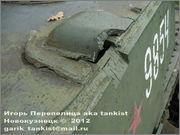 Советский тяжелый танк КВ-1, завод № 371,  1943 год,  поселок Ропша, Ленинградская область. 1_099
