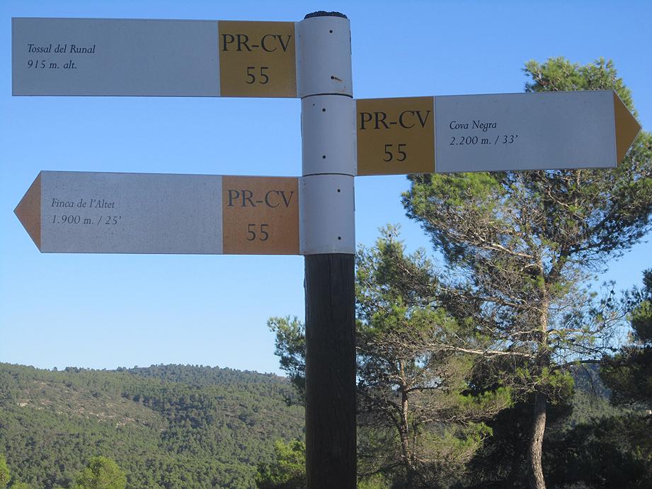 EL RECONCO,Biar + COVA NEGRA (ruta motosenderista) Biar121