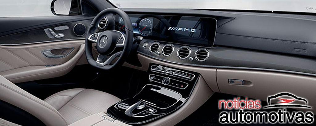 Novo Mercedes-AMG E 43 chega ao Brasil por R$ 499.900,00 Mercedes-amg-e-43-2