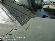 Советский средний огнеметный танк ОТ-34, Музей битвы за Ленинград, Ленинградская обл. 34_2_092