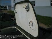 Советский средний огнеметный танк ОТ-34, Музей битвы за Ленинград, Ленинградская обл. 34_2_099