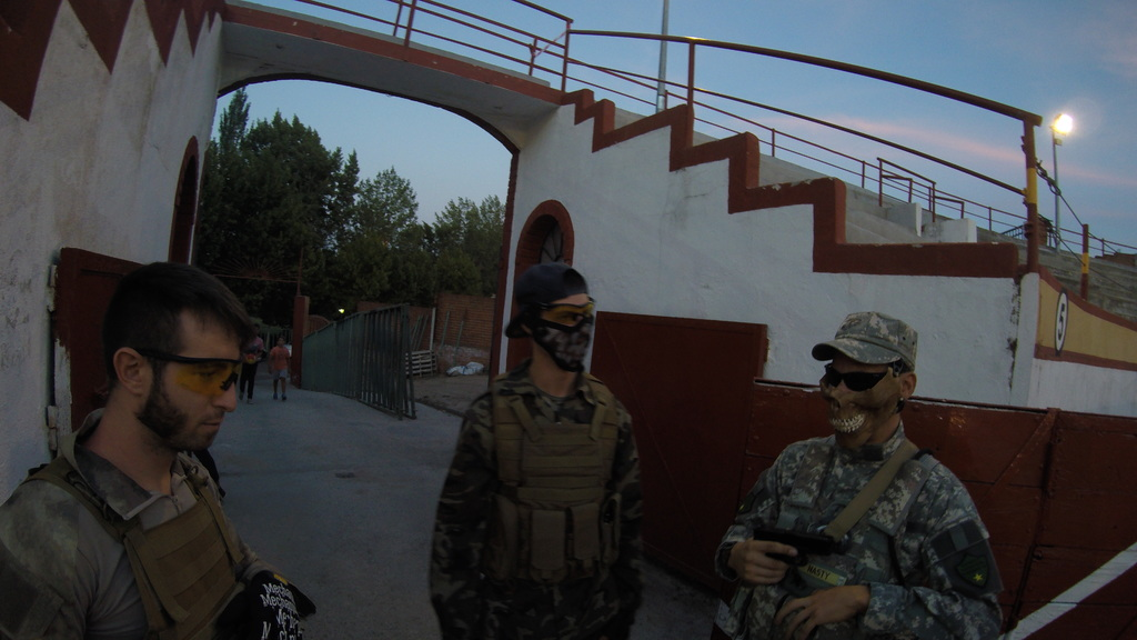 Fotos + Video Exhibición Airsoft en Toledo G0021053